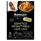 Ainsley Harriott Roasted Vegetable Couscous - 100g Brand Price Match - Checked Tesco.com 21/04/2014