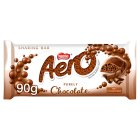 Nestlé Aero milk chocolate - 120g Brand Price Match - Checked Tesco.com 23/11/2015