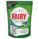 Fairy all in one 47 original dishwasher tablets - 764g