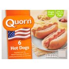 Quorn hot dogs
