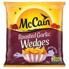 McCain roasted garlic wedges - 750g