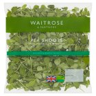 Waitrose pea shoots - 75g