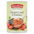 Baxters vegetarian puy lentil & tomato - 400g Brand Price Match - Checked Tesco.com 01/07/2015