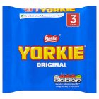 Yorkie original - 3x46g Brand Price Match - Checked Tesco.com 07/10/2015