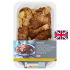 Waitrose British chicken drumsticks with ras el hanout, lemon & apricot - 1kg