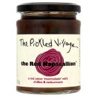 The Pickled Village, the red rapscallion