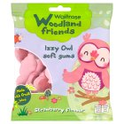 Woodland Friends Izzy owl soft gums strawberry flavour - 180g