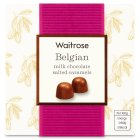 Waitrose Belgian Milk Chocolate Caramels - 135g