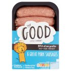 Good Little Company great big sausages - 400g