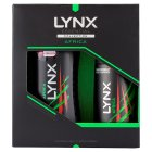 Lynx Africa Gift set Shower Gel/Bodyspray -