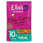 Ella's Kitchen Organic full of sunshine Thai curry with lots of veg - stage 3 baby food - 190g Brand Price Match - Checked Tesco.com 23/11/2015