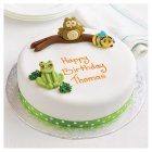 Ollie the Owl Woodland friends cake - Each