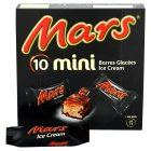Mars 10 minis ice cream bars - 10x25.4ml
