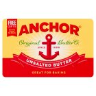 Anchor unsalted butter - 250g Brand Price Match - Checked Tesco.com 18/08/2014