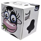 Zewa 3ply 3D tissue box for kids - 60s