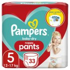Pampers Baby-Dry Pants Size 5 - 36s