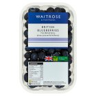 Waitrose Aromatic Blueberries - 225g New Season