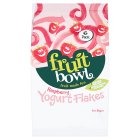 Fruit Bowl Raspberry Yogurt Flakes - 6x21g