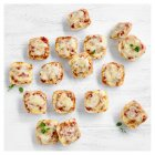 Waitrose Entertaining Mini Cheese & Tomato Pannini Pizza 24 Pieces - 480g