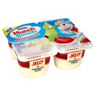 Munch Bunch jelly delight strawberry vanilla - 4x85g Brand Price Match - Checked Tesco.com 05/03/2014