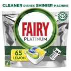 Fairy Platinum All in One Lemon 70 Capsules - 1043g