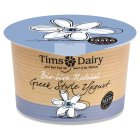Tims Dairy natural Greek style yogurt
