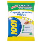 1001 carpet & upholstery wipes - 20s