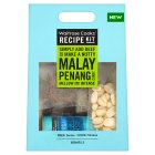 Waitrose Cooks recipe kit malay penang - each
