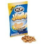 KP jumbo salted cashews - 140g Brand Price Match - Checked Tesco.com 23/07/2014