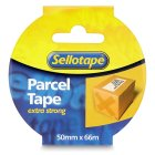 Sellotape parcel tape - each