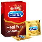 Durex Real Feel - 18s
