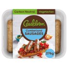 Cauldron 6 cumberland sausages - 276g Brand Price Match - Checked Tesco.com 16/04/2014