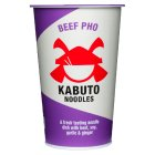 Kabuto Noodles beef pho pot - 85g Brand Price Match - Checked Tesco.com 30/07/2014