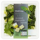 Waitrose minted vegetable layers - 285g