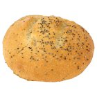Waitrose Poppy seed roll - each