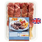 Waitrose honey & mustard pork kebabs - 483g