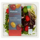 Waitrose Speciality tomato salad - 240g Introductory Offer
