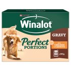 Winalot Perfect Portions Chicken & Carrots - 12x100g