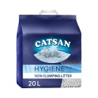 Catsan hygiene cat litter - 20litre Brand Price Match - Checked Tesco.com 01/07/2015