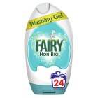 Fairy Non-Bio Washing Gel Detergent 24 washes - 888ml Brand Price Match - Checked Tesco.com 24/06/2015
