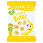 Kiddylicious banana bites - 15g Brand Price Match - Checked Tesco.com 01/07/2015