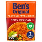 Uncle Ben's special spicy mexican rice - 250g Brand Price Match - Checked Tesco.com 23/11/2015