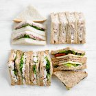 Sandwich platter - mixed