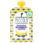 Piccolo Banana Blueberry & Apple - 100g