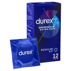 Durex extra safe condoms - 14s Brand Price Match - Checked Tesco.com 23/07/2014