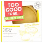 To Good To Be... Tart au Citron - 115g Introductory Offer