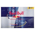 Red Bull energy drink - 8x250ml Brand Price Match - Checked Tesco.com 05/03/2014