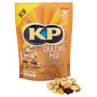 KP grazing mix triple nut crunch - 125g Brand Price Match - Checked Tesco.com 14/04/2014