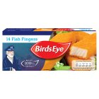 Birds Eye 14 fish fingers - 350g Brand Price Match - Checked Tesco.com 14/04/2014
