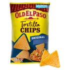Old El Paso tortilla chips salt - 185g